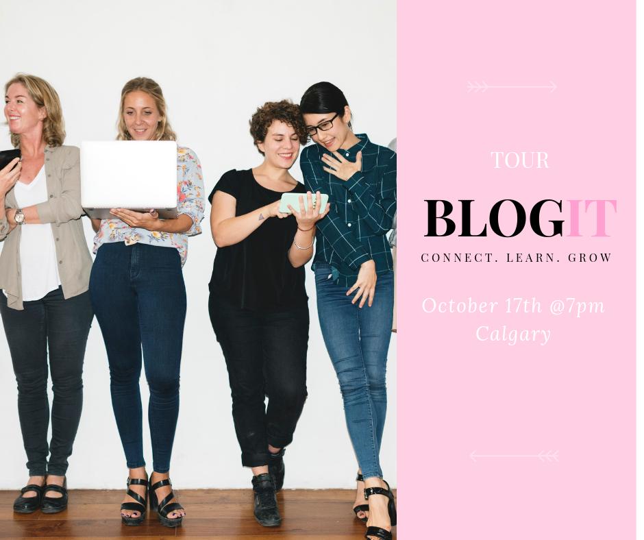BlogIt Calgary Spring 2019