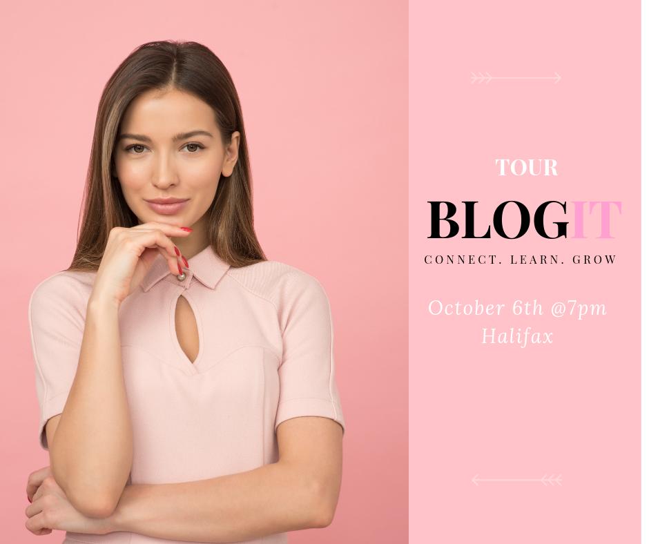 BlogIt Halifax Spring 2019